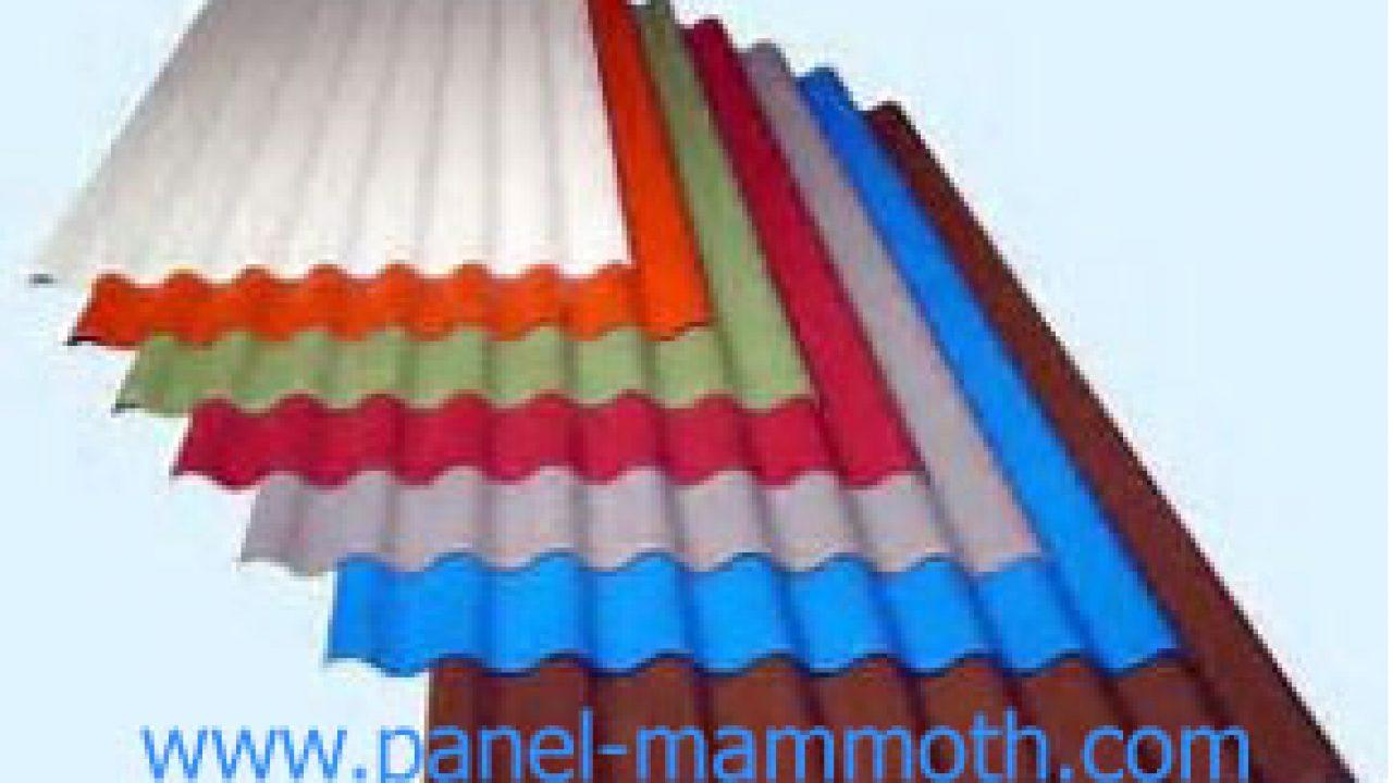 انواع ورق | پانل | ساندویچ پانل | ساندویچ پنل سقفی | پانل دیواری