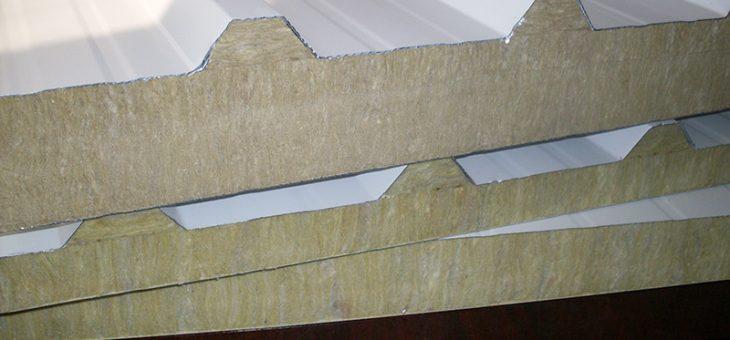ساندویچ پانل دیواری و ساندویچ پانل سقفی