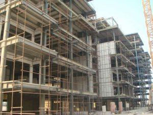 ساختمان سازی با ساندویچ پانل