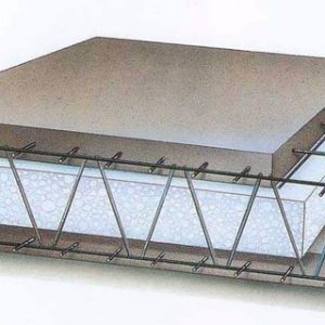ساختار ساندویچ پانل سه بعدی