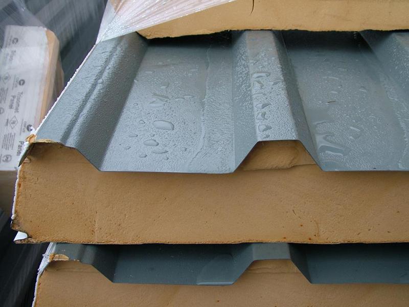 وزن ساندویچ پانل | پانل | ساندویچ پانل | ساندویچ پنل سقفی ...