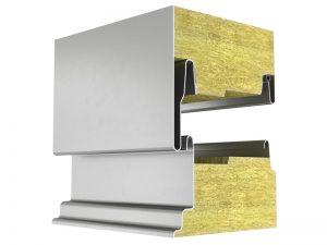 ساندویچ پانل دیواری - مشخصات فنی ساندویچ پانل دیواری