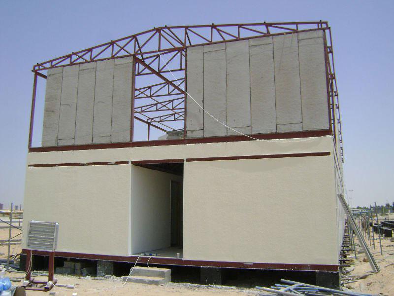 ساختمان پیش ساخته