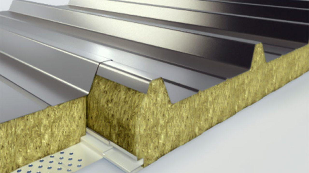 وزن واحد سطح ساندویچ پانل سقفی – محاسبه وزن پانل | پانل ...