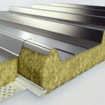 وزن واحد سطح ساندویچ پانل سقفی – محاسبه وزن پانل