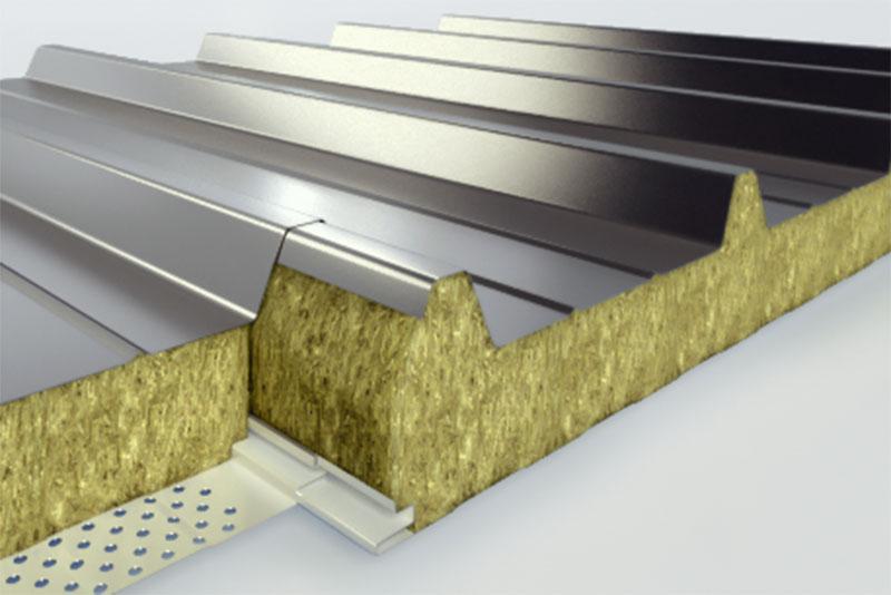 وزن هر متر مربع ساندویچ پانل سقفی
